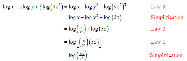 Use The Properties Of Natural Logarithms To Rewrite The Expression